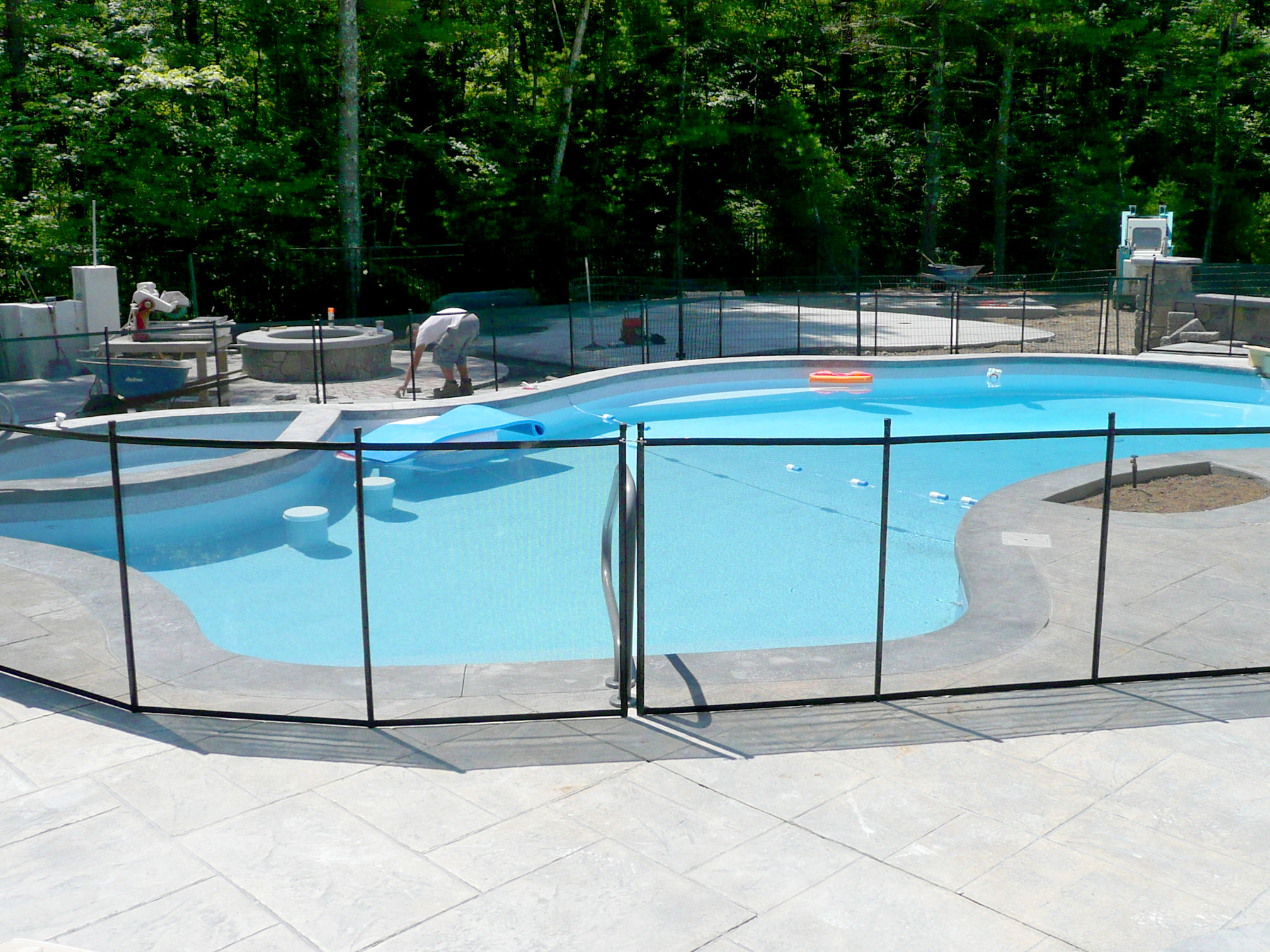 Pool Fence Installations For New England Families Protect